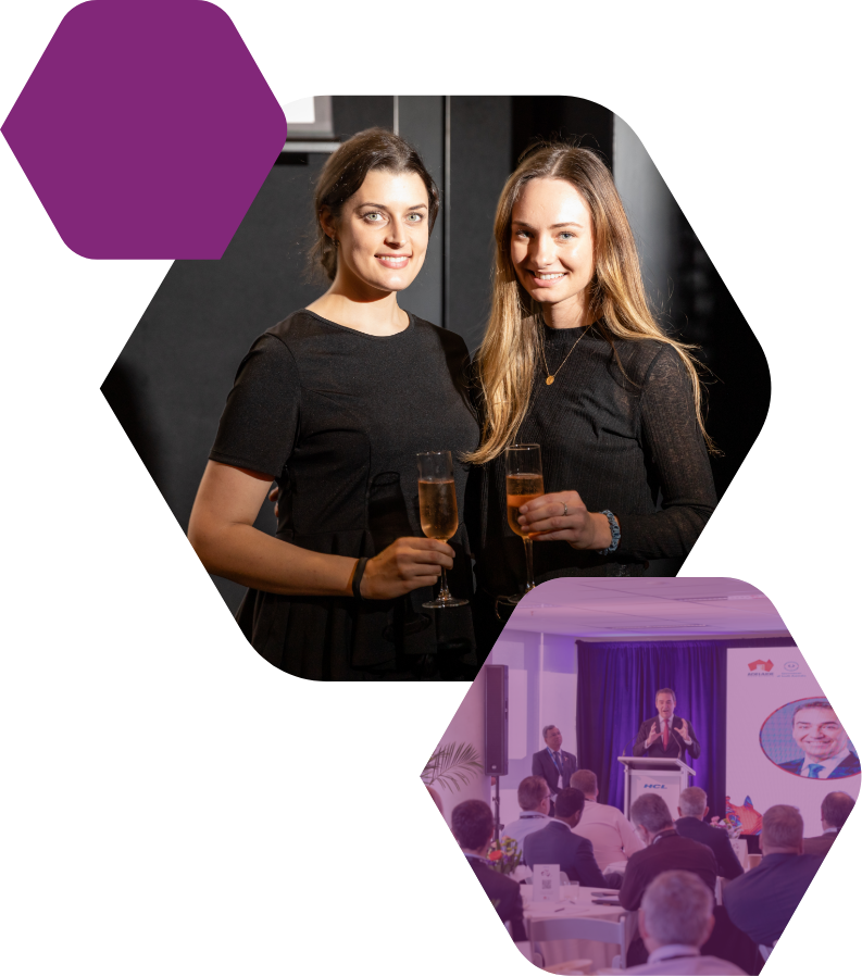 business and nurture events